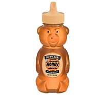 Busy Bee Clover Honey Bear - 12 Oz