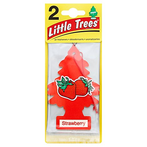 Ltl Tree Strawberry - 2 Count