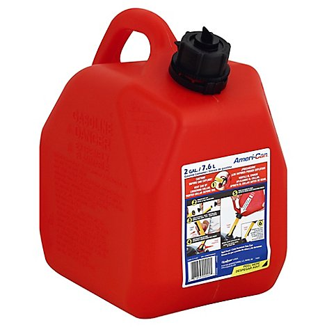 Scepter Gas Can - 2 Gallon