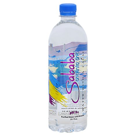 Sababa One Into One Water - 23.7 Fl. Oz.