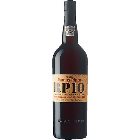 Ramos Pinto Port 10yr Wine - 750 Ml
