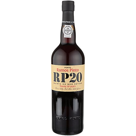 Ramos Pinto Port 20yr Wine - 750 Ml