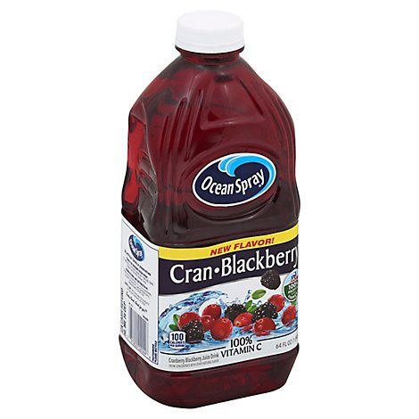 Ocean Spray Cranberry Blackberry - 64 Fl. Oz.