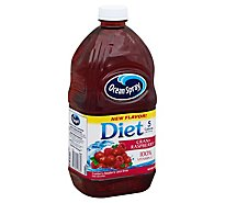 Ocean Spray Diet Cranberry Raspberry - 64 Fl. Oz.