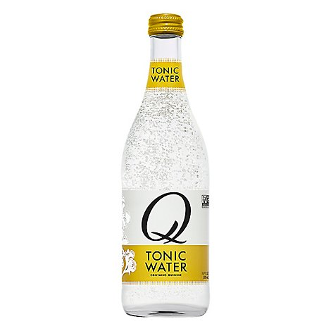 Q Mixers Tonic Water - 16.9 Fl. Oz.