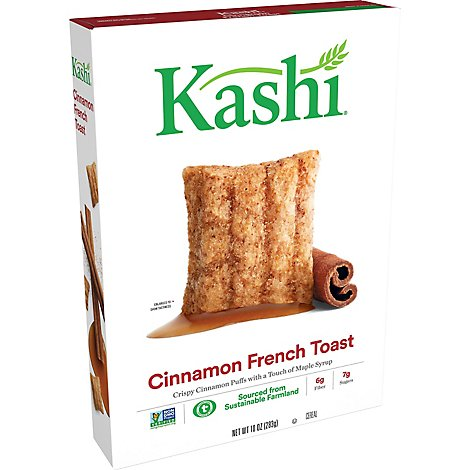Kashi Breakfast Cereal Cinnamon French Toast - 10 Oz
