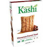 Kashi Breakfast Cereal Cinnamon French Toast Non-GMO Project Verified 10 oz