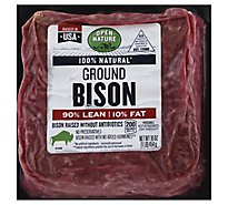 Open Nature Ground Bison - 16 Oz.