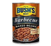 BUSHS Beans Baked Barbecue - 28 Oz