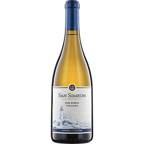 San Simeon Viognier Wine - 750 Ml