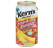 Kerns Strawberry Banana Nectar - 11.5 Fl. Oz.
