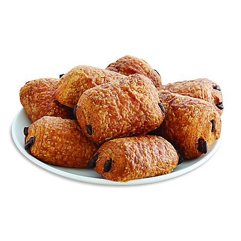Bakery Croissant Chocolate Filled 8 Count - Each