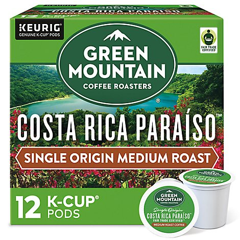 Gmcr Kcup Ft Costa Rica - 12 Count