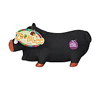 Zoobilee Dog Toy Latex Warthog - Each
