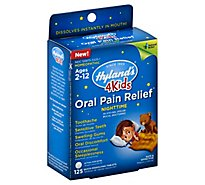Hylands 4kids Oral Pain Relief Nighttime - 125 Count