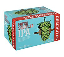 Deschutes Fresh Squeezed Ipa In Cans - 6-12 Fl. Oz.