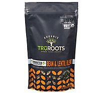 Truroots Sprouted Bean Trio Org - 9 Oz