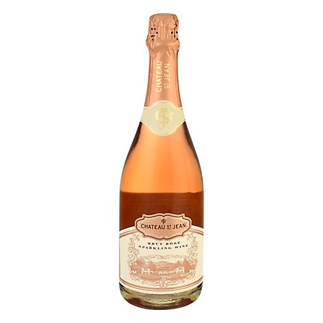 Chateau St Jean Sparkling Rose Wine - 750 Ml