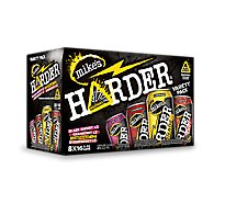 Mikes Harder Variety Pack In Cans - 8-16 Fl. Oz.