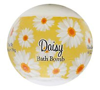 Primal Elements Bath Bomb Daisy - 4.8 Oz