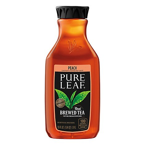 Pure Leaf Brewed Tea Peach - 59 Fl. Oz.