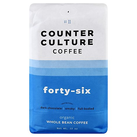 Counter Culture Coffee Forty-Six - 12 Oz