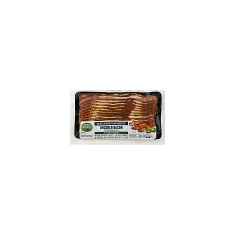 Open Nature Bacon Smoked Bourbon Brwn Sgr - 12 Oz