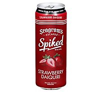 Seagrams Spiked Strawberry Daiquiri In Cans - 23.5 Fl. Oz.