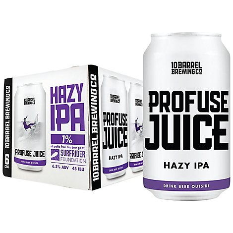 10 Barrel Out Of Office Hoppy Pilsner In Cans - 6-12 Fl. Oz.