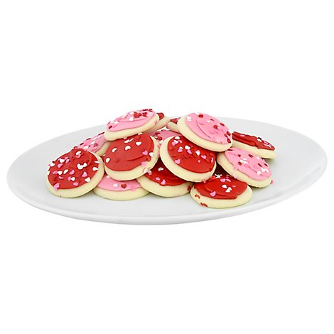 Lofthouse Cookie Lofthouse Red & Pink 20 Count - 27 Oz