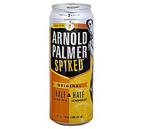 Arnold Palmer Spiked Half & Half Ice Tea Lemonade Flavored Malt Beverage Can 5% ABV - 24 Fl. Oz.