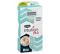 Schick Intuition Fab Razr - Each