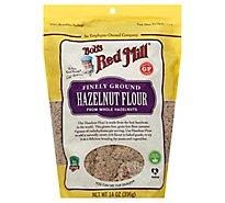 Bobs Red Mill Flour Meal Hzlnut - 14 Oz