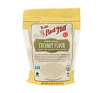 Bobs Red Mill Organic Flour Coconut - 16 Oz