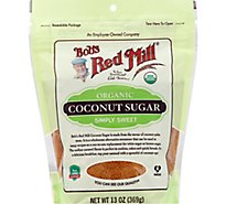 Bobs Red Mill Coconut Sugar Organic - 13 Oz