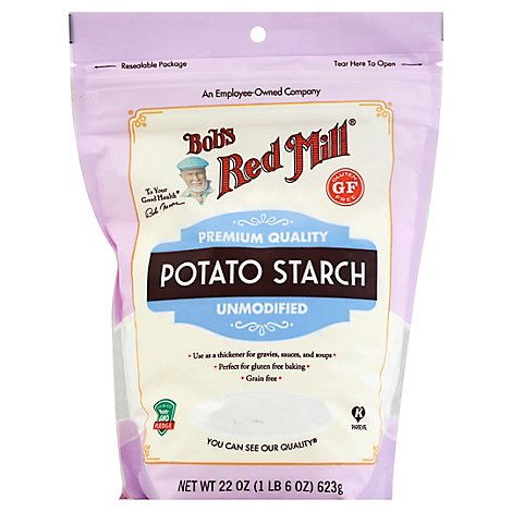 Bobs Red Mill Starch Potato - 22 Oz