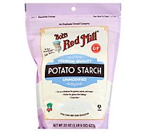 Bobs Red Mill Potato Starch Unmodified - 22 Oz
