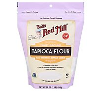 Bobs Red Mill Tapioca Flour Finely Ground - 16 Oz