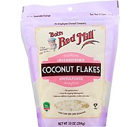 Bobs Red Mill Coconut Flakes - 10 Oz