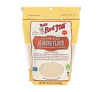 Bobs Red Mill Flour Almond Super Fine - 16 Oz