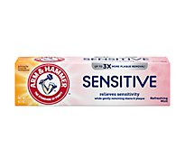 Arm & Hammer Orajel Whtning Pain Guard Sensitive - 4.5 Oz