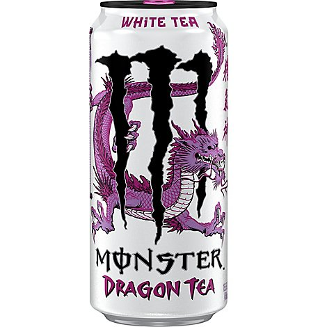 Monster Energy Dragon Tea White Tea - 15.5 Fl. Oz.