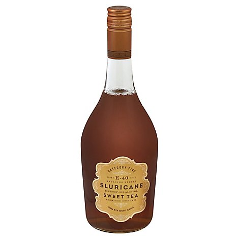 Sluricane Sweet Tea Ppc - 750 Ml