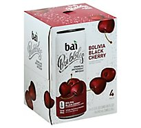 Bai Bubbles Bolivia Black Cherry - 4-11.5 Fl. Oz.