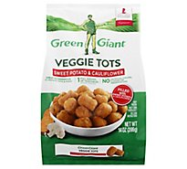 Green Giant Veggie Tots Sweet Potato & Cauliflower - 16 Oz