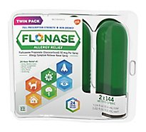 Flonase Twin Pack - 2-.62 Fl. Oz.