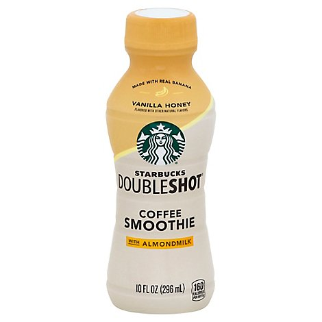 Starbucks Double Shot Vanilla Banana Smoothie - 10 Fl. Oz.