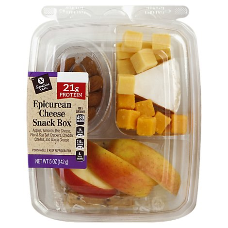 Signature Cafe Snack Box Artisan Cheese - 5 Oz