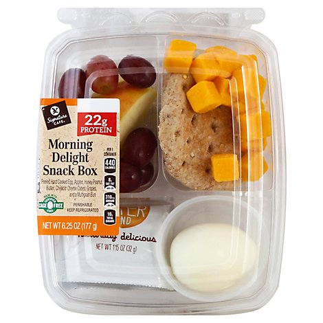 Signature Cafe Snack Box Morning Delight - 6.25 Oz