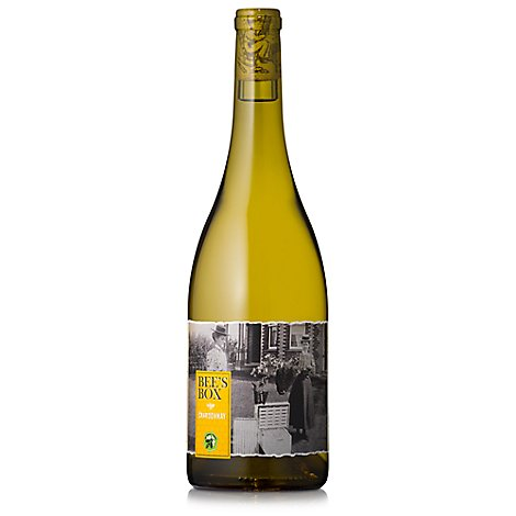 Bees Box Chardonnay Wine - 750 Ml